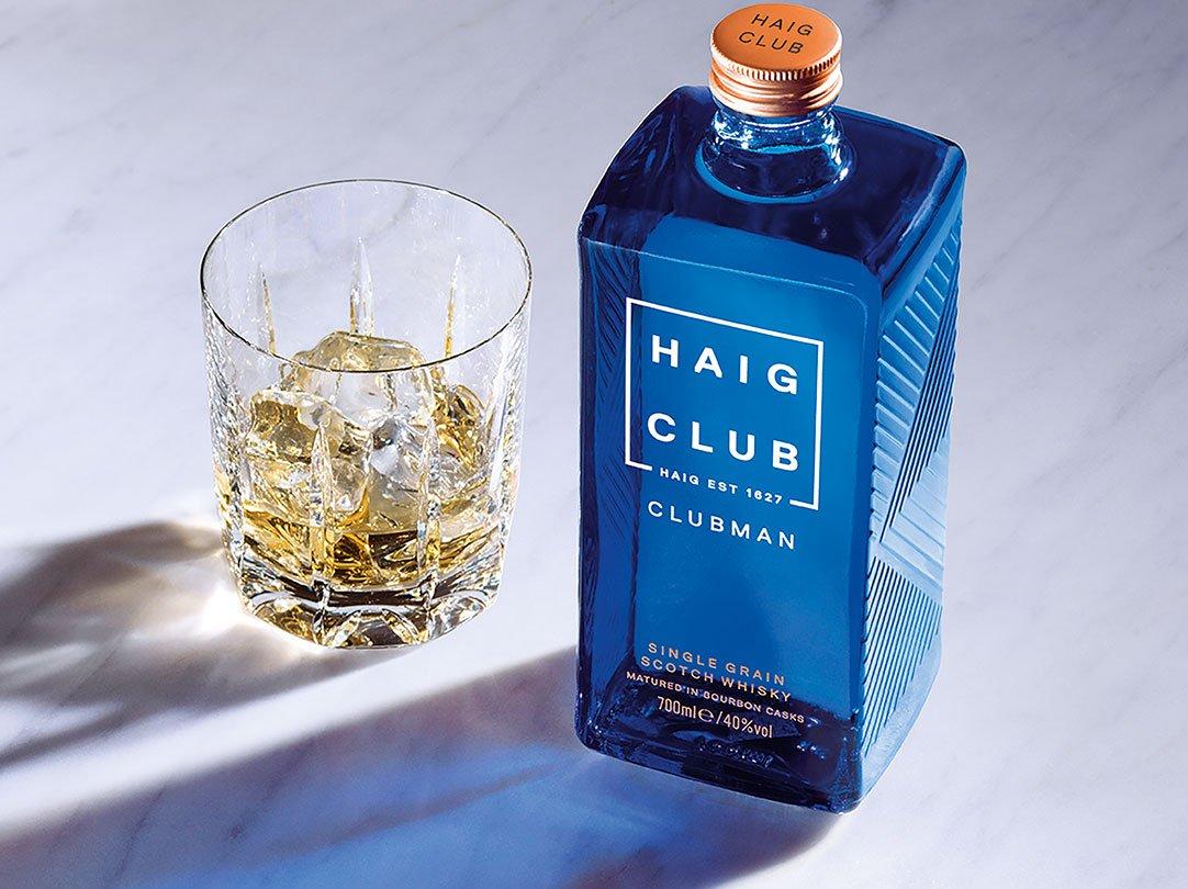 Le Lancement de Haig Club Clubman